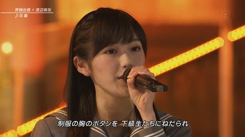 FNS歌謡祭の卒業_3
