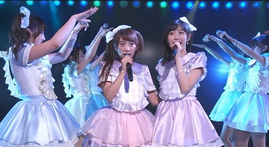アイドル公演_まゆゆ35