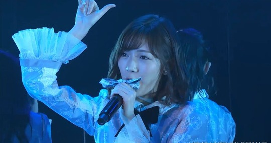 ステージファイター公演_渡辺麻友48