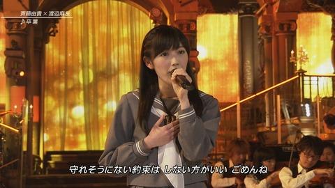 FNS歌謡祭の卒業_11