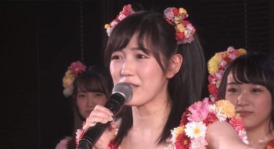 アイドル公演_まゆゆ15