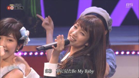 AKB紅白_渡辺麻友48