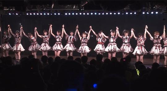 アイドル公演_まゆゆ58