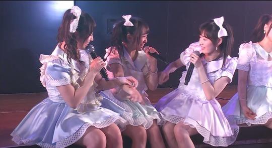 アイドル公演_まゆゆ106