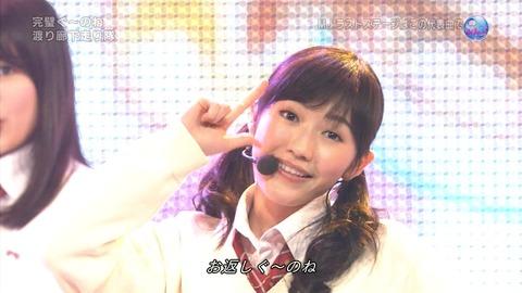 ミュージックジャパン渡辺麻友36