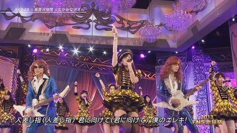FNS歌謡祭ハートエレキ_5