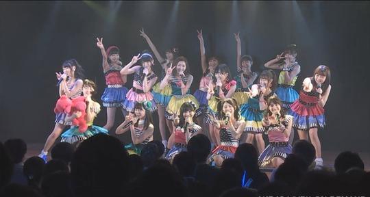 まゆゆ劇場公演11月30日_10