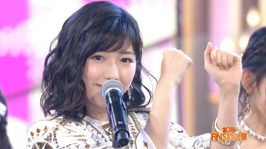 FNS歌謡祭2016_渡辺麻友11