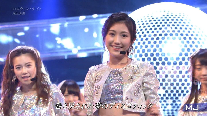 MJ_ハロウィンナイト15 8月31日MUSIC JAPAN「ハロウィン・ナイト」【渡辺麻友専用
