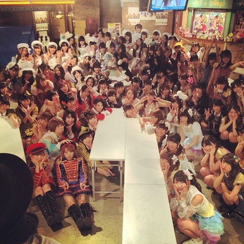 AKB48 8周年