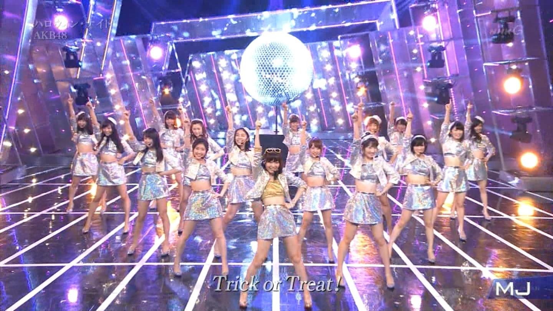 MJ_ハロウィンナイト26 8月31日MUSIC JAPAN「ハロウィン・ナイト」【渡辺麻友専用