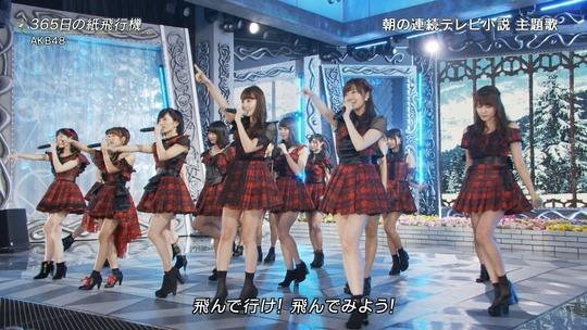 FNS歌謡祭2016_渡辺麻友46