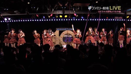 AKB48劇場10周年特別記念公演8