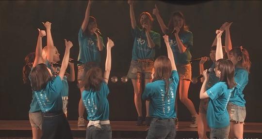 3期生10周年記念公演96