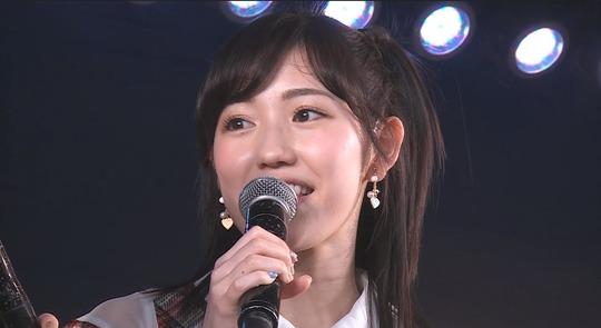 アイドル公演_まゆゆ54