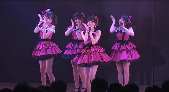 アイドル公演_まゆゆ16