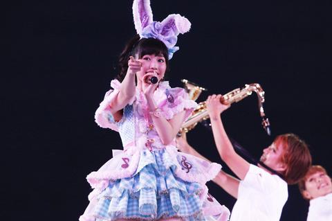 渡辺麻友真夏のドームツアー54