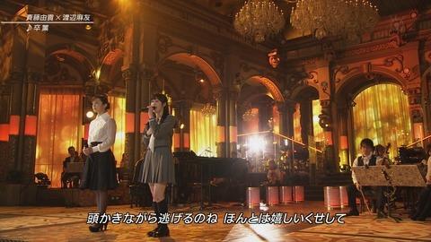 FNS歌謡祭の卒業_6