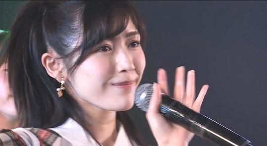 アイドル公演_まゆゆ52