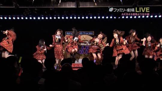 AKB48劇場10周年特別記念公演6