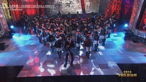 FNS歌謡祭Beginner_4