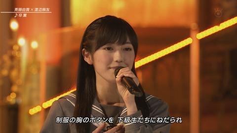 FNS歌謡祭の卒業_5