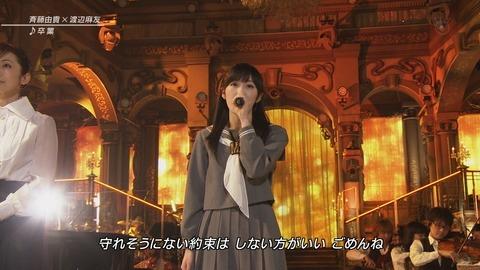 FNS歌謡祭の卒業_10
