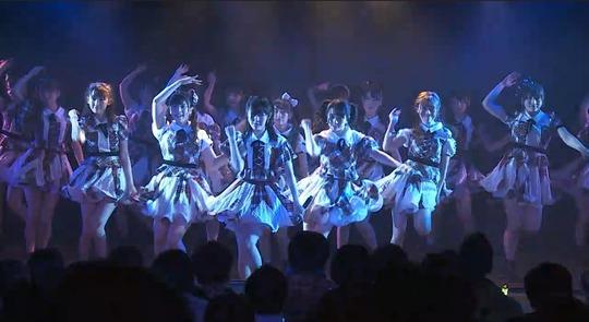 アイドル公演_まゆゆ50