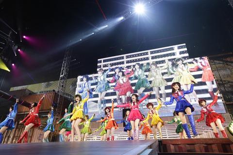 渡辺麻友真夏のドームツアー17