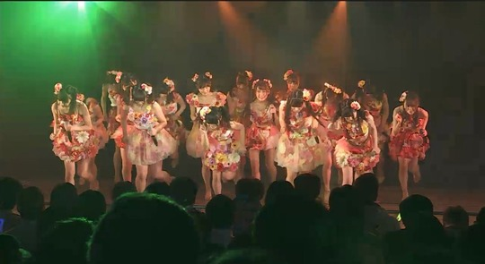 アイドル公演_まゆゆ10
