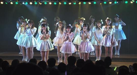アイドル公演_まゆゆ49