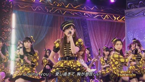 FNS歌謡祭ハートエレキ_3