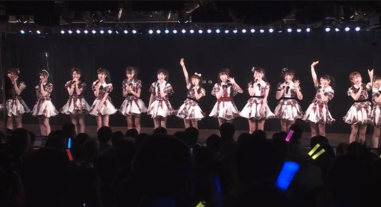 アイドル公演_まゆゆ59
