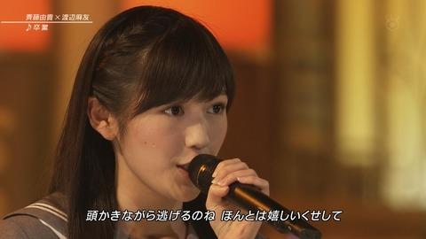FNS歌謡祭の卒業_8