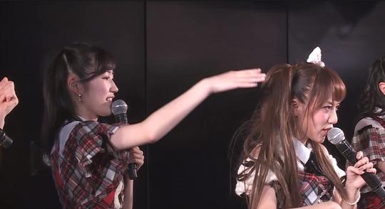 アイドル公演_まゆゆ60