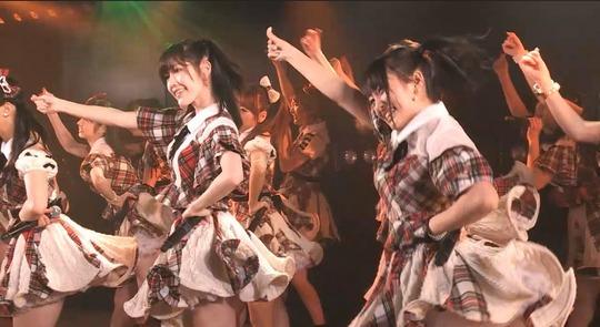 アイドル公演_まゆゆ51
