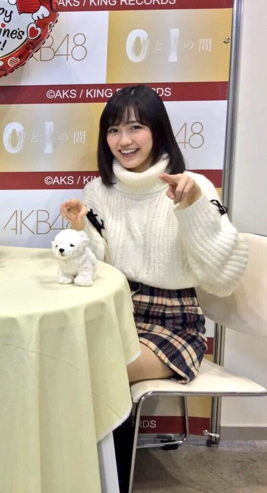 渡辺麻友0214写メ会20