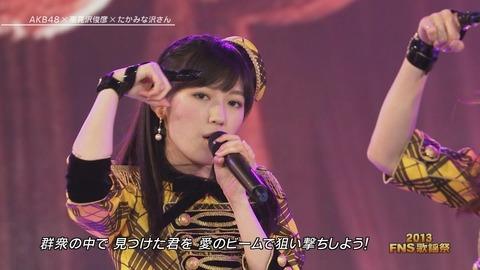 FNS歌謡祭ハートエレキ_7
