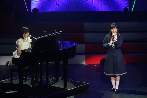渡辺麻友と生田絵梨花のコラボで君の名は希望3