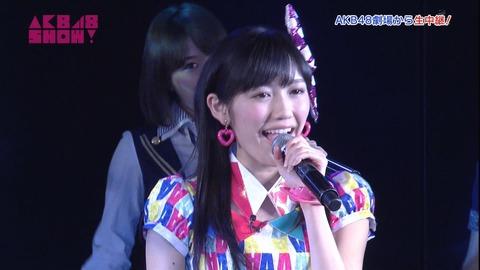 akbshow渡辺麻友25