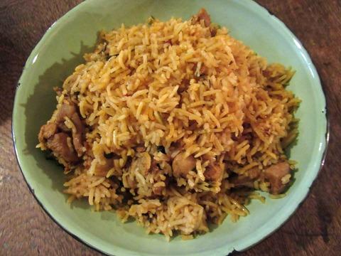 ss hyderabad chicken tahari 161120