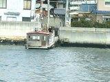 三津の渡し船