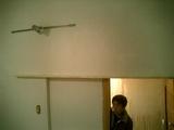 まさの部屋-シックイ塗り完了