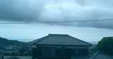 新居浜の現場からの眺め