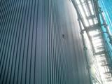 ガルバニューム鋼板の外壁