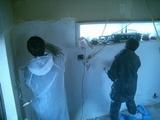 まさの部屋-シックイ塗り大作戦