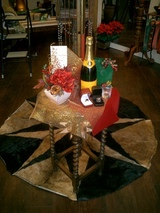CASINO ROBART のクリスマスディスプレー