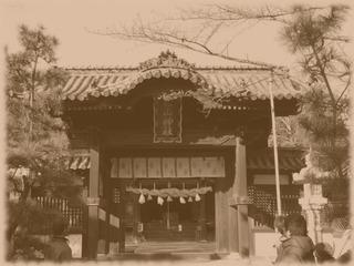 道後温泉地区探訪 其の5(松山神社編)