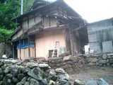 五明の家 解体後