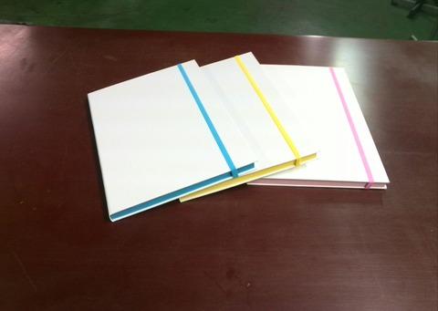 色塗りノート